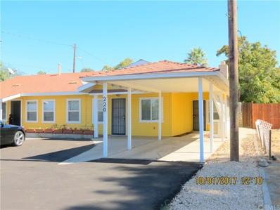 210 S San Jacinto Street, Hemet, CA 92543 - MLS#: SW17253789