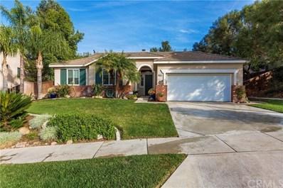 935 Via Blairo, Corona, CA 92879 - MLS#: SW17258354