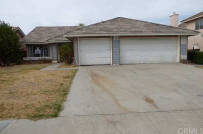 814 Sussex Road, San Jacinto, CA 92583 - MLS#: SW17258507