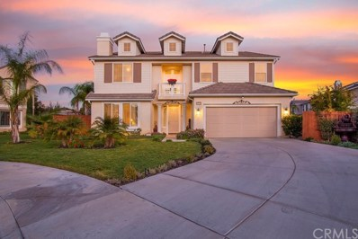 42526 Monahan Place, Murrieta, CA 92562 - MLS#: SW17259677