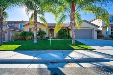 31719 Middlebrook Lane, Menifee, CA 92584 - MLS#: SW17259745