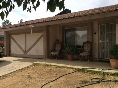 12707 Foxdale Drive, Moreno Valley, CA 92553 - MLS#: SW17260794