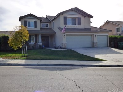 28823 First Star Court, Menifee, CA 92584 - MLS#: SW17261996