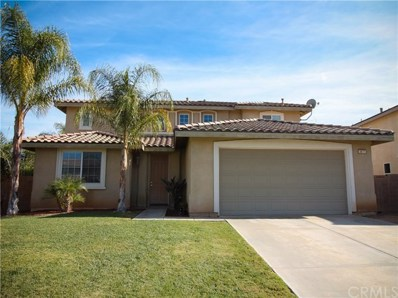 3617 Crevice Way, Perris, CA 92570 - MLS#: SW17262364