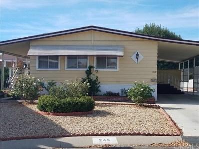 27601 Sun City Boulevard UNIT 246, Menifee, CA 92586 - MLS#: SW17262432