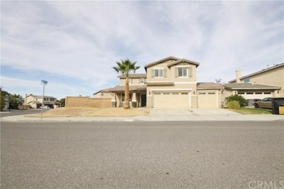1467 Burns Lane, San Jacinto, CA 92583 - MLS#: SW17267564