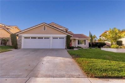 2790 Mangular Avenue, Corona, CA 92882 - MLS#: SW17268601