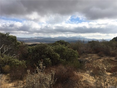0 Deer Mountain, Anza, CA  - MLS#: SW17269722