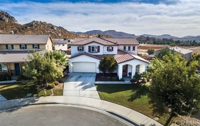 27237 Quail Creek Drive, Moreno Valley, CA 92555 - MLS#: SW17269884