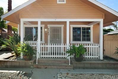 4242 Edgewood Place, Riverside, CA 92506 - MLS#: SW17270389