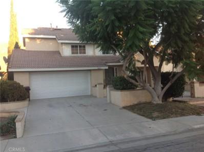 16820 Calle Pinata, Moreno Valley, CA 92551 - MLS#: SW17272840