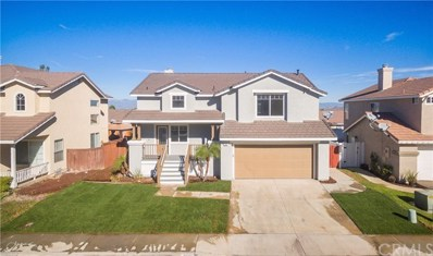 717 Viewtop Lane, Corona, CA 92881 - MLS#: SW17274068