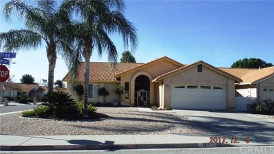 1877 Fir Tree Court, Hemet, CA 92545 - MLS#: SW17274100