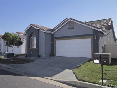 746 Zaphiro Court, San Jacinto, CA 92583 - MLS#: SW17275154