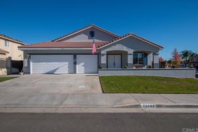 29592 Cool Meadow Drive, Menifee, CA 92584 - MLS#: SW17275891
