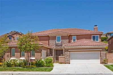 27129 Pumpkin Street, Murrieta, CA 92562 - MLS#: SW17277275