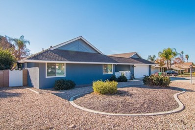 41971 Thornton Avenue, Hemet, CA 92544 - MLS#: SW17278081