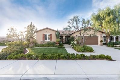 35109 Goldthread Lane, Murrieta, CA 92563 - MLS#: SW17279313