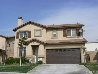 15338 Burnet Court, Fontana, CA 92336 - MLS#: SW17280456