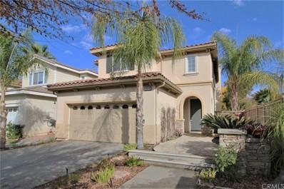 33516 Cedar Creek Lane, Lake Elsinore, CA 92532 - MLS#: SW18000542