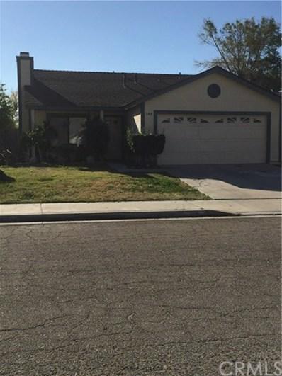 348 Blue Ridge Lane, San Jacinto, CA 92583 - MLS#: SW18001119