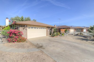 4950 Merlyn Street, Hemet, CA 92544 - MLS#: SW18001220