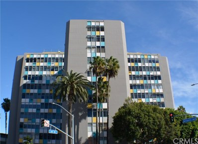 100 Atlantic Avenue UNIT 1007, Long Beach, CA 90802 - MLS#: SW18001765