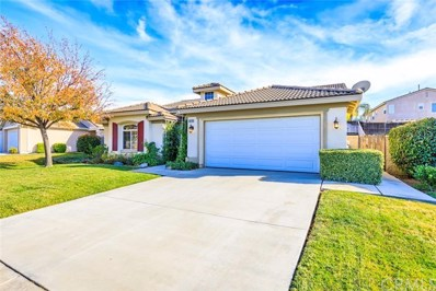 36776 Red Oak Street, Winchester, CA 92596 - MLS#: SW18001855