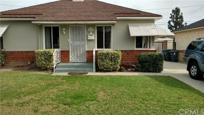 5918 Briercrest Avenue, Lakewood, CA 90713 - MLS#: SW18005241