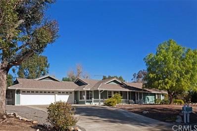 28674 Jenny Lane, Menifee, CA 92584 - MLS#: SW18006781