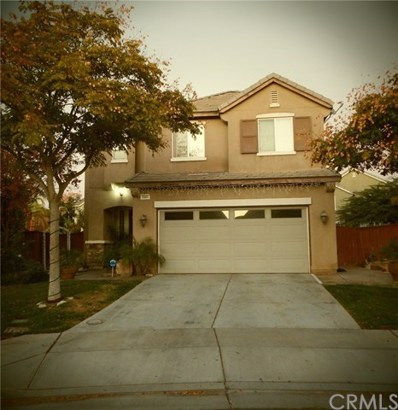 3501 Larcombe Court, Perris, CA 92571 - MLS#: SW18007272