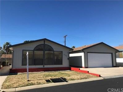 3800 W Wilson Street UNIT 373, Banning, CA 92220 - MLS#: SW18008775