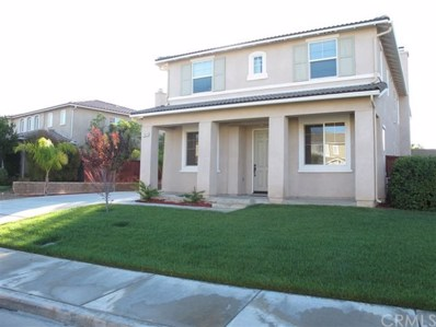 23418 Saratoga Springs Place, Murrieta, CA 92562 - MLS#: SW18009677