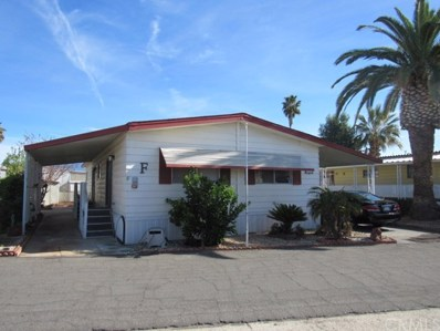 332 N Lyon Avenue UNIT 134, Hemet, CA 92543 - MLS#: SW18010262
