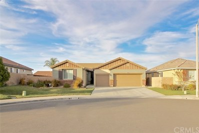 27466 Basin Court, Menifee, CA 92584 - MLS#: SW18010326