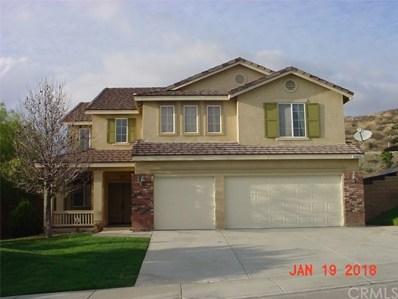 27682 Boulder Ridge Drive, Menifee, CA 92584 - MLS#: SW18014458