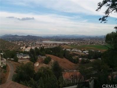 24490 Las Flores Drive, Menifee, CA 92587 - MLS#: SW18015024