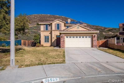 36569 Walden Lane, Murrieta, CA 92563 - MLS#: SW18015707