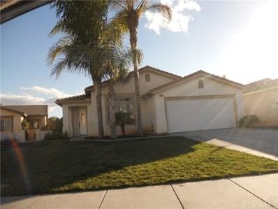 26841 Hunter Ridge Drive, Menifee, CA 92584 - MLS#: SW18016991
