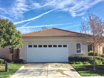 40010 Via Oporta, Murrieta, CA 92562 - MLS#: SW18018266