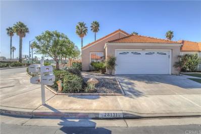 28131 Orangegrove Avenue, Menifee, CA 92584 - MLS#: SW18020735