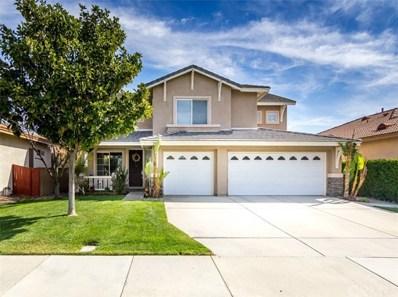 29642 Painted Desert Drive, Menifee, CA 92584 - MLS#: SW18021701