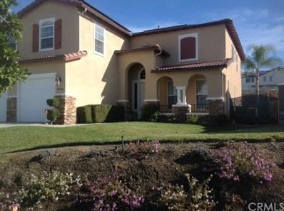 31536 Millcreek Drive, Menifee, CA 92584 - MLS#: SW18022313