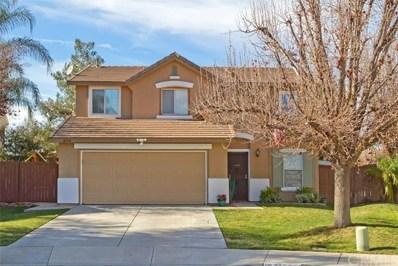 27170 Frost Court, Menifee, CA 92584 - MLS#: SW18022922