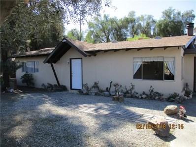 23201 Vista Way Way, Canyon Lake, CA 92587 - MLS#: SW18023477