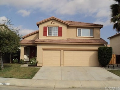 29818 Peacock Mountain Drive, Menifee, CA 92584 - MLS#: SW18026953