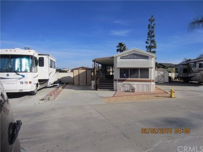 1295 S Cawston Avenue UNIT 14, Hemet, CA 92545 - MLS#: SW18028299