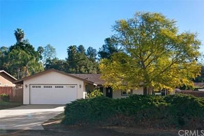 1132 Via Prado, Fallbrook, CA 92028 - MLS#: SW18028311