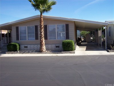 2230 Lake Park Drive UNIT 40, San Jacinto, CA 92583 - MLS#: SW18028961