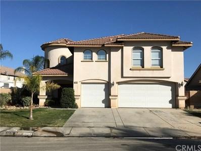 25650 Corbis Street, Menifee, CA 92585 - MLS#: SW18029192